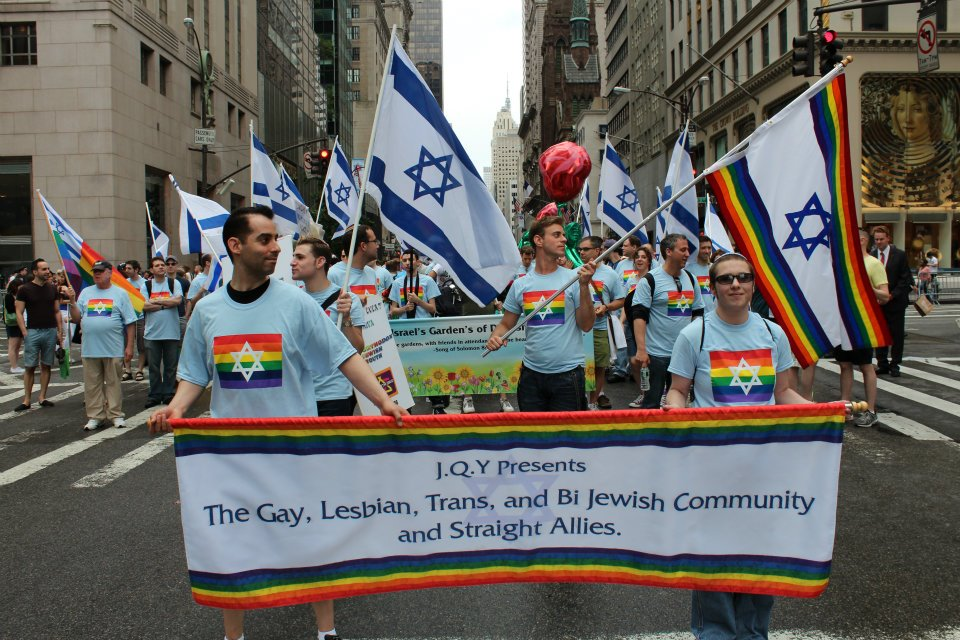 20120604 JQY in Celebrate Israel Parade NY